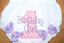 First birthday ideas  / by Rebecca