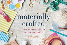 """DIY & craft books: best of the best! / Our favorite DIY and craft books, including our """"Old Lamps New Life"""" ebook. Check it out (+ DIY lamp kits and tutorials) at http://ilikethatlamp.com"""