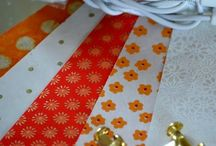 DIY guirlande lumineuse en papier japonais