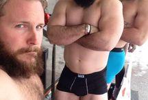 Bearded Hotties
