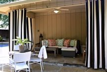 Outdoor Curtains.....