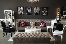 Designer decor samples / by Blue Stylin
