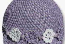 Crochet Beanies and Hats