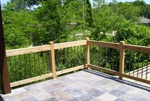 Patio Railings