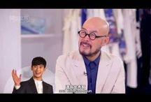 한류세계-이상봉 디자이너 / 올 가을 강추 패션을 한국 최고의 디자이너인 이상봉님의 설명으로 듣는다.