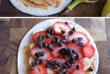 Pequenos almoços saudáveis