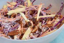 Salades en andere lekker hapjes