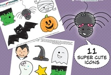 Halloween Printables / Cute Halloween Printables