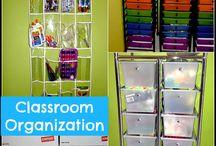 École - Organisation
