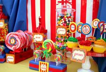 Circus/Carnivel Birthday / by Lora Patterson