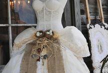 mannequins/dress form/paspoppen / leuke paspoppen