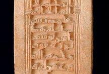 X century Iranian tombstones