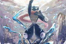 Pokemon's art / Illustrations concernant l'univers Pokemon