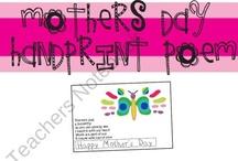 Mother's Day / by Rachel Sorensen