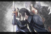 Sasuke/Itachi