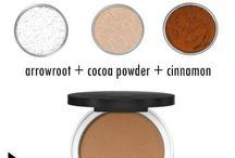 Přírodní makeup