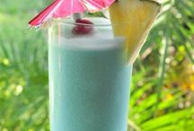 Easy Drink Recipes / Everyone loves a fun drink recipe! Whether it's alcoholic or non-alcoholic for kids, these easy drinks are great for summer and beyond. And don't forget coffee recipes!   / by Camille @ Growing Up Gabel
