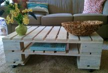Oh my what you can do with a pallet / by Tori Dustin Greving