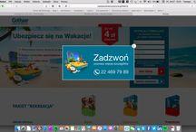rozwiązania www i landing page
