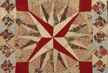 Antique Pieced Quilts / Antique and reproduction quilts