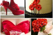 Color Themed Weddings
