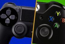 GAMES PS4 / XBOX ONE / Sobrevivendo a mais uma geração de games ! Bora conferir comigo as novidades !!!