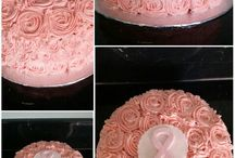 My cakes so far..