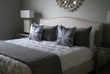 bedroom / by Jennifer Hopkins Tomasik