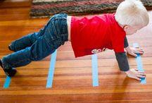 Activitē physique enfant
