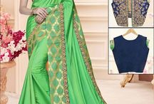 Best Collection of Ethnic Sarees from Jagoeve.com