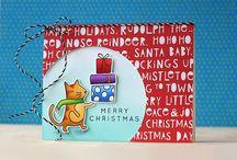 Cards- SSS Christmas / simon says stamp -stamps/dies