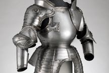 Objects: Metal armors