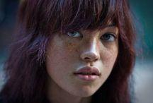 Portraits of strangers