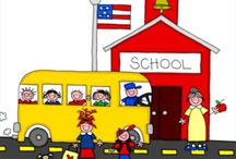 Child Care and School Application / This board consist of application for children learning and education.