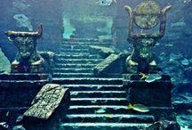 Throne Room- Atlantis