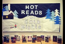 Book Displays / Great ideas for book displays now and the future
