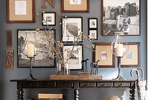 Home sweet home ideas  / Decorating ideas/inspiration