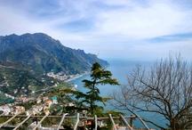 Costiera Amalfitana | Amalfi Coast / Le meraviglie della Costiera Amalfitana. E' una delle mete turistiche più ricercate al mondo e rappresenta il fiore all'occhiello per il turismo d'elite della provincia salernitana.
