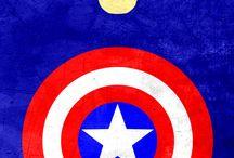 Super heroes y villanos