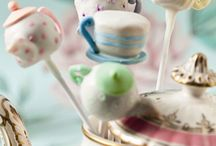 Teaparty. / by Kathy Baumann