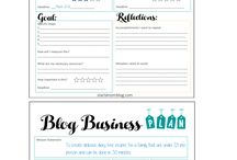 {Business plan}