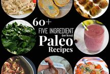 Eats {Paleo} / by Kate Marie