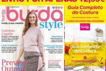 Burda style - agosto 2015