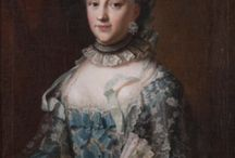 women's portraits 1750s
