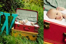 Baby Photo ideas / by Danielle Mozjerin @minimoz blog