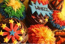 School / Mufty cupcake days