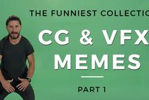 CG and VFX Memes: Funnier side of Animation and VFX Industry