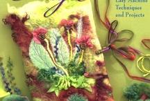 Needle felt.   (ihlove plstenie ) / Figurky,   Ploche ozdoby a ine zaujimavosti
