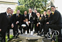 Wedding Photography: Groomsmen / A collection of the bridal party: groomsmen