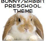 Easter, Rabbits. Ducks